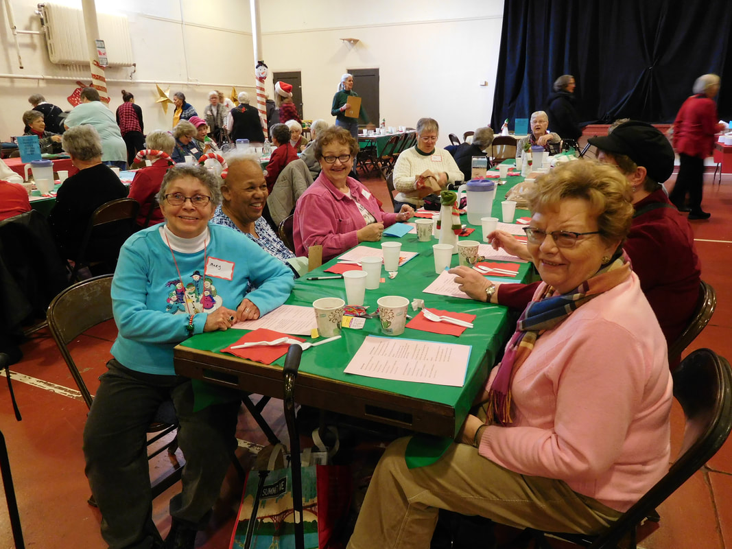 Beautiful Christmas Party Ideas For Senior Citizens Part - 12: Annual Christmas Party